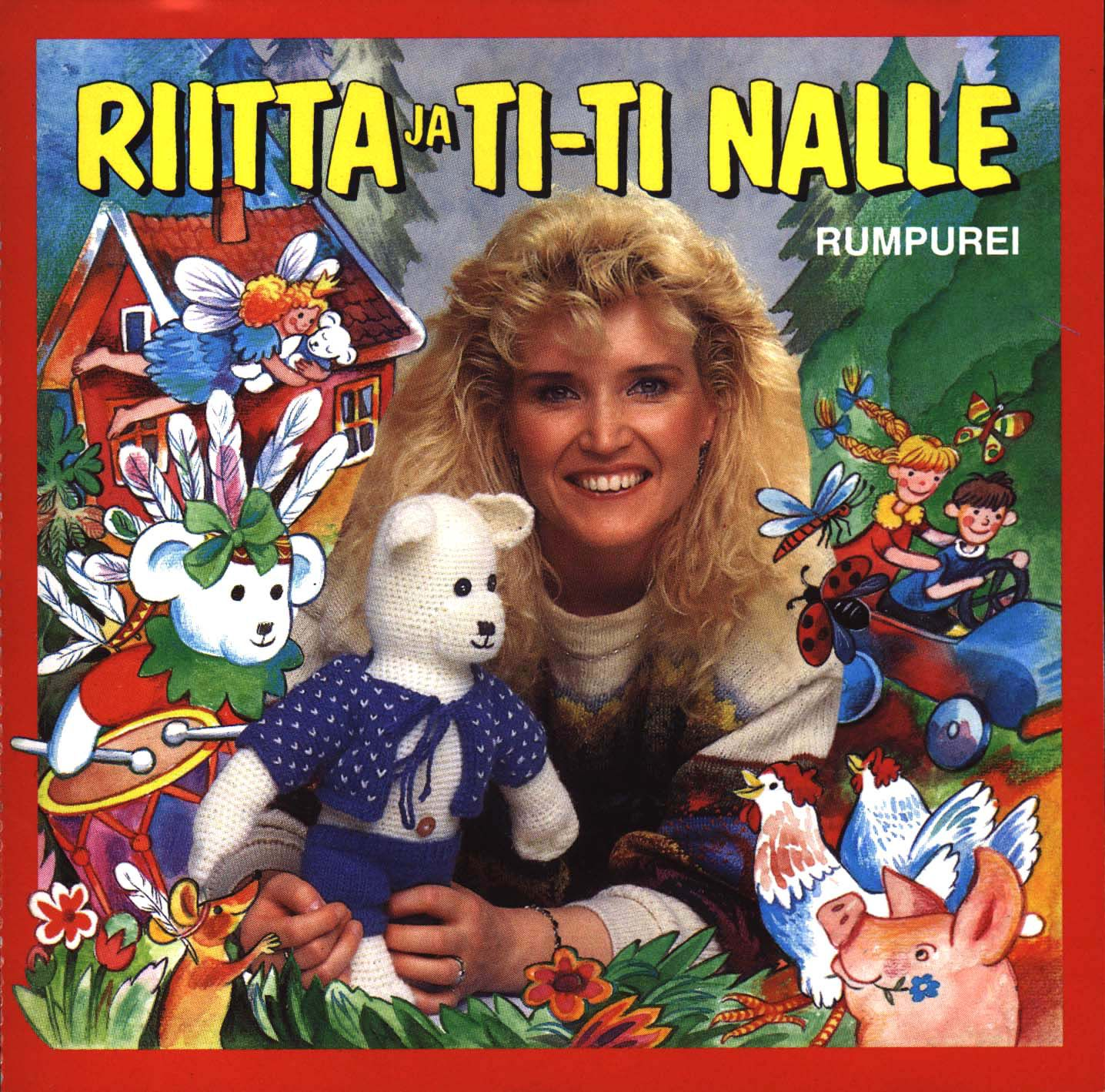 CD Rumpurei | Ti-Ti Kauppa
