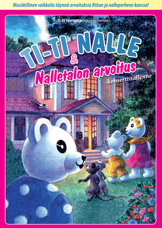 Ti-Ti Nalle Dvd